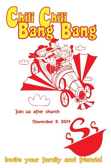Join us for Chili Chili Bang Bang